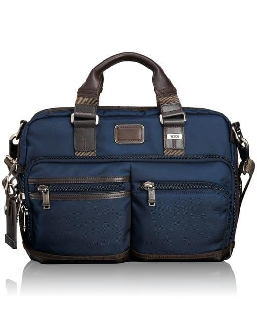 Baru Original Tumi Andersen Slim Commuter Brief Alpha Bravo ada tag