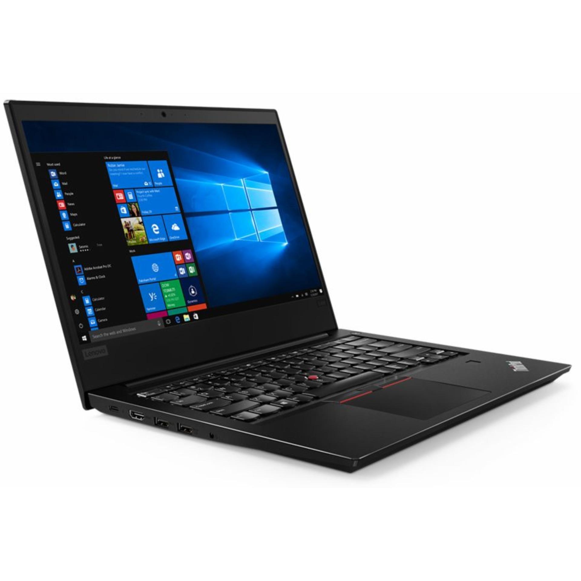 Lenovo Thinkpad E480-55ID Core i7-8550U - 4GB DDR4 - 1TB - AMD RX550 2GB - Windows10 Pro  - 1 Year Warranty