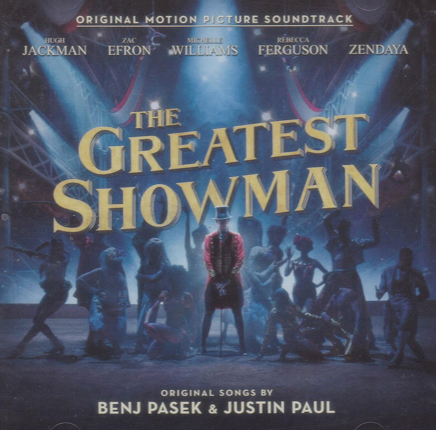 The Greatest Showman Original Soundtrack By Asahi Computer.