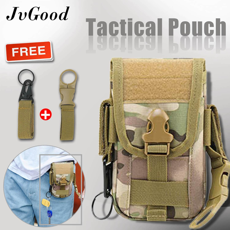 Jual Tas Pinggang Termurah Terlengkap 1 Gratis Tactical Military Outdoor Bag Pria Cowok Army Militer Jvgood Tempur Multipurpose Molle Pouch Edc Belt Gadget Phone