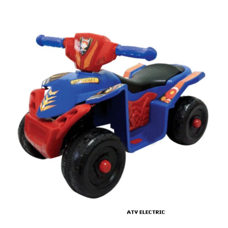 Mainan Motor Balap Listrik Anak / Atv Electric Ride On (Tajimaku) - 5Ekhn8