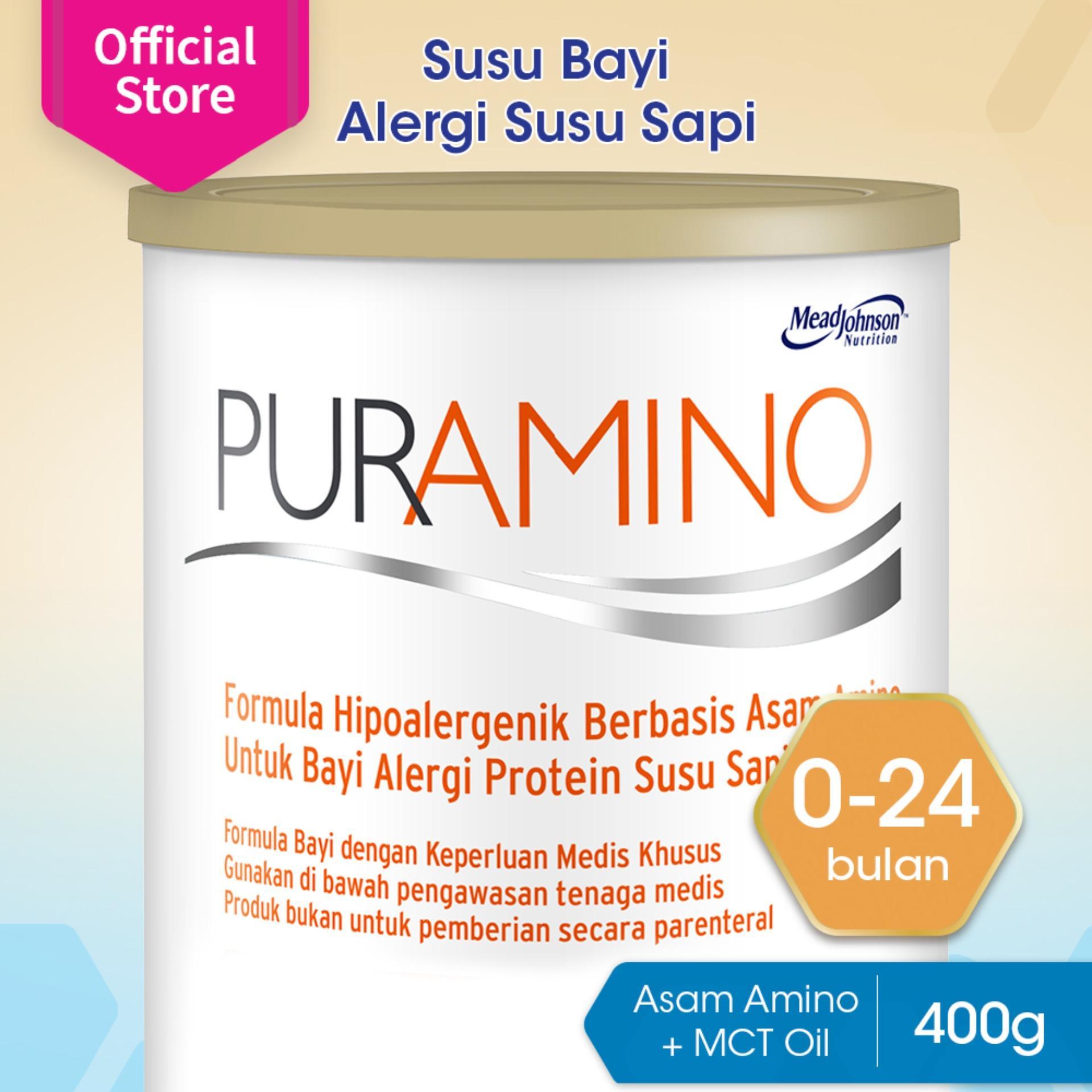 Jual Susu Formula Enfamil Online Terbaru 2 A 1800gr Puramino Bayi Dengan Nutrisi Khusus