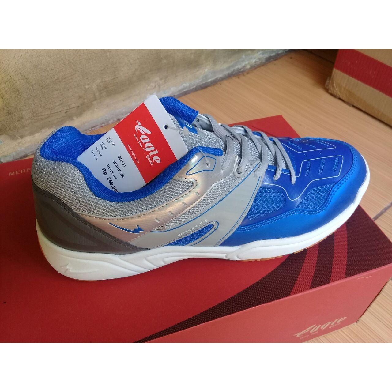 Sepatu Badminton Eagle Ukuran Dewasa