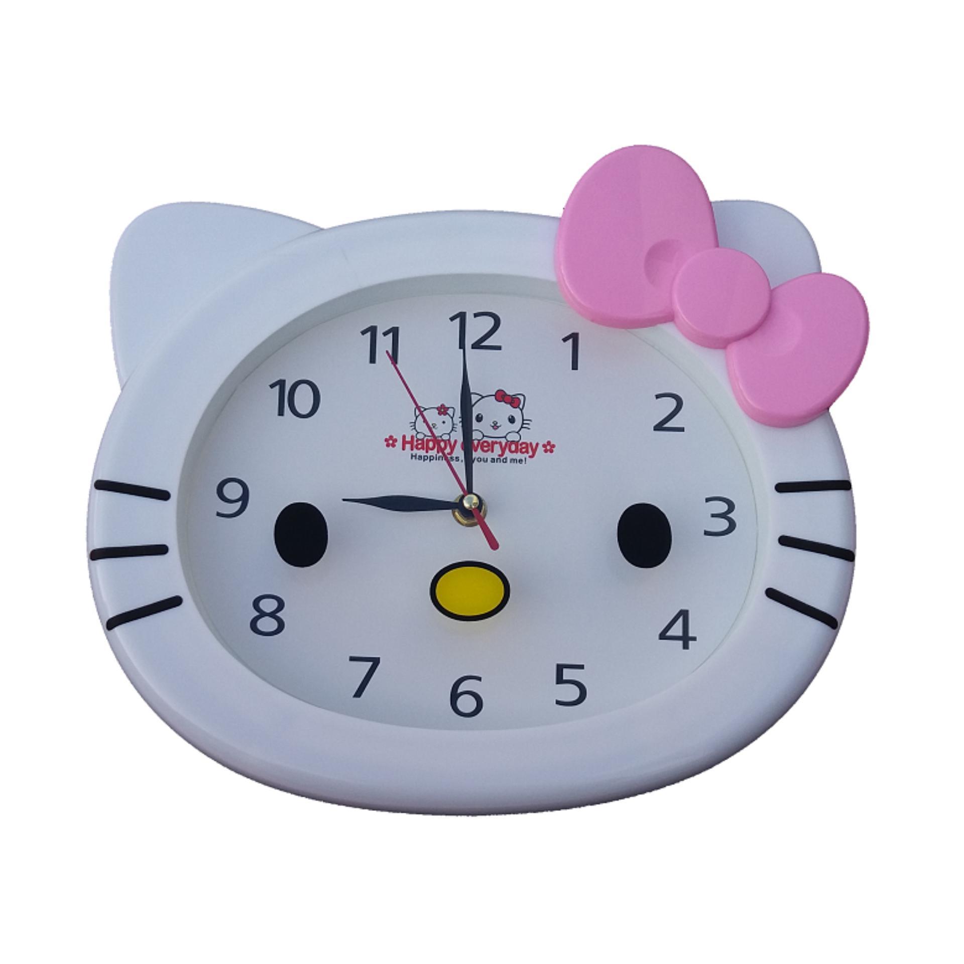 Hello Kitty Karakter Jam Dinding HK-5020 08f8784ec7