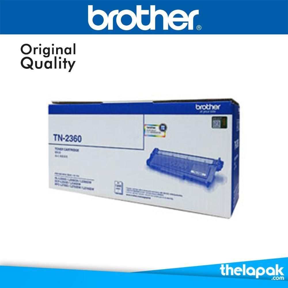 Toner Brother TN 2306 for HL 2360DN - HL 2365DW - DCP L2540DW - MFC L2700DDW - MFC L2740DW