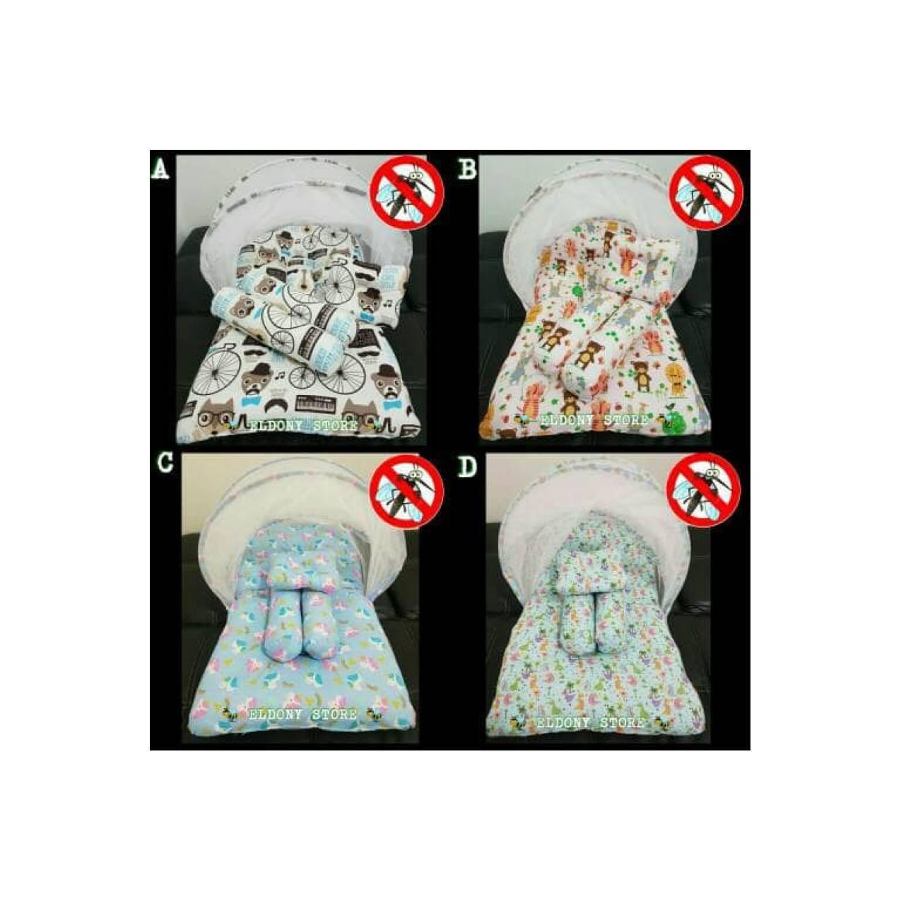 kasur lipat murah / kasur bess/ selimut bayi / gendongan bayi
