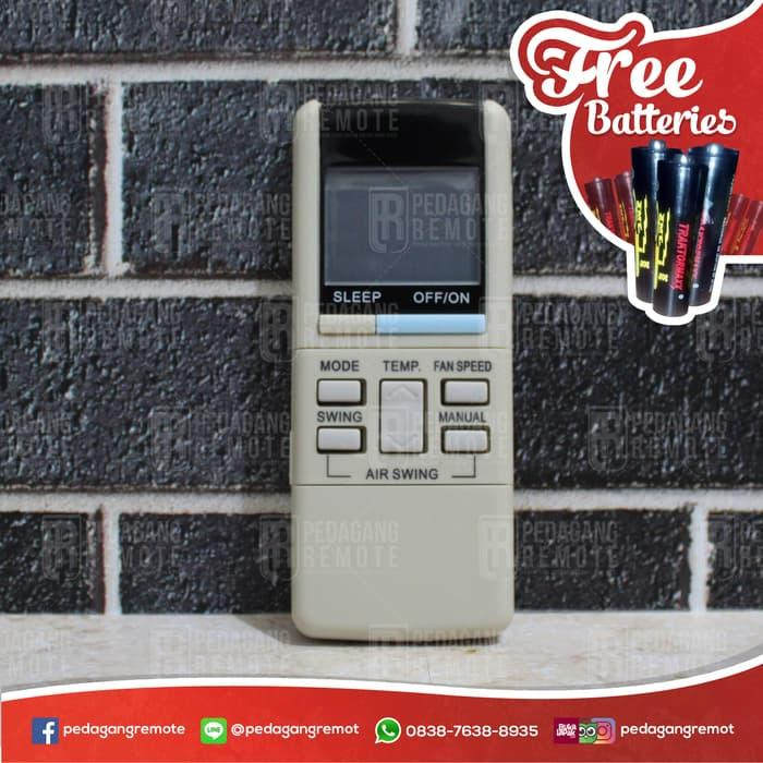 Dunia Remot - Remot/Remote Ac National 1 - ready stock