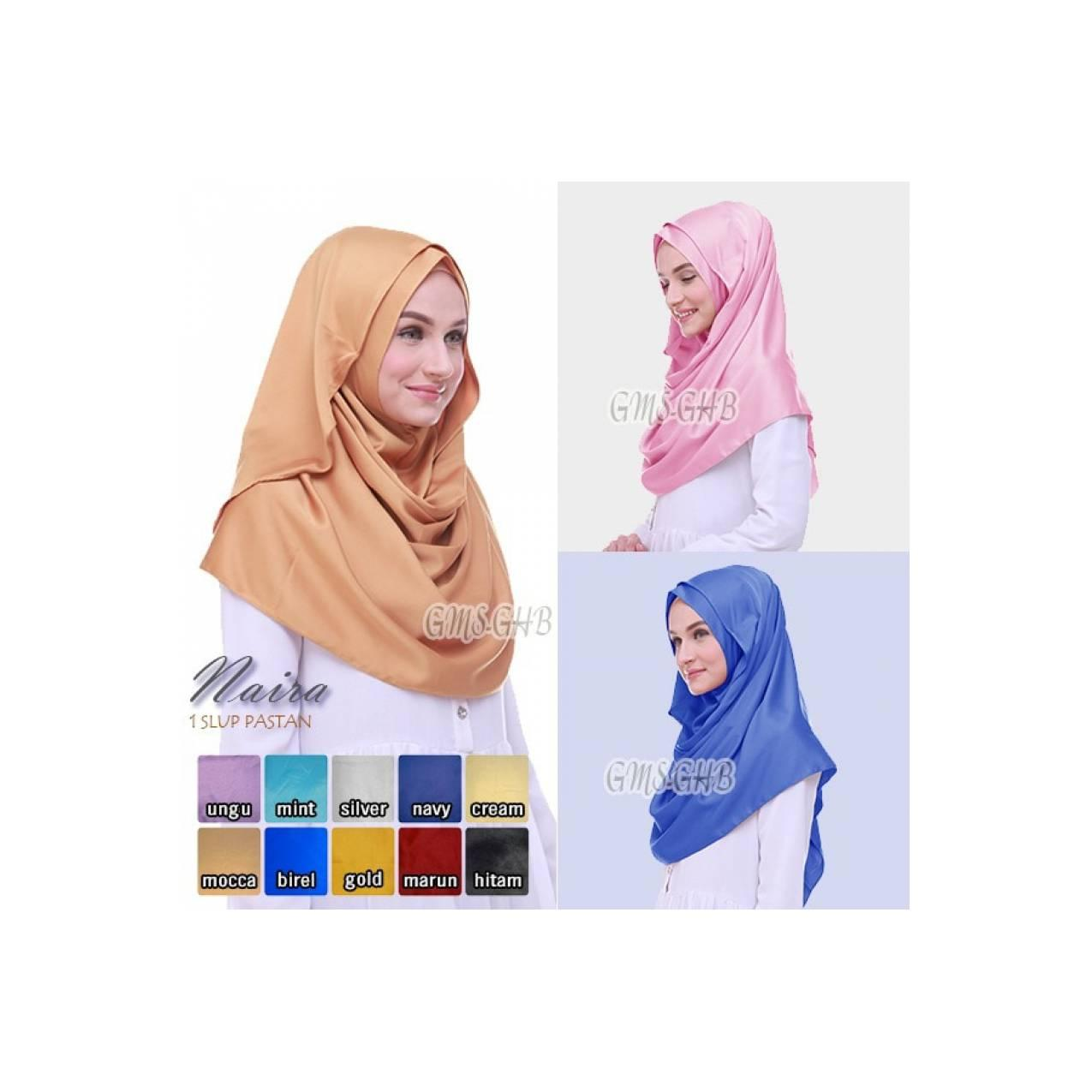 Jilbab Rabbani Hijab Syar i 1Slup Pastan Naira HJ87