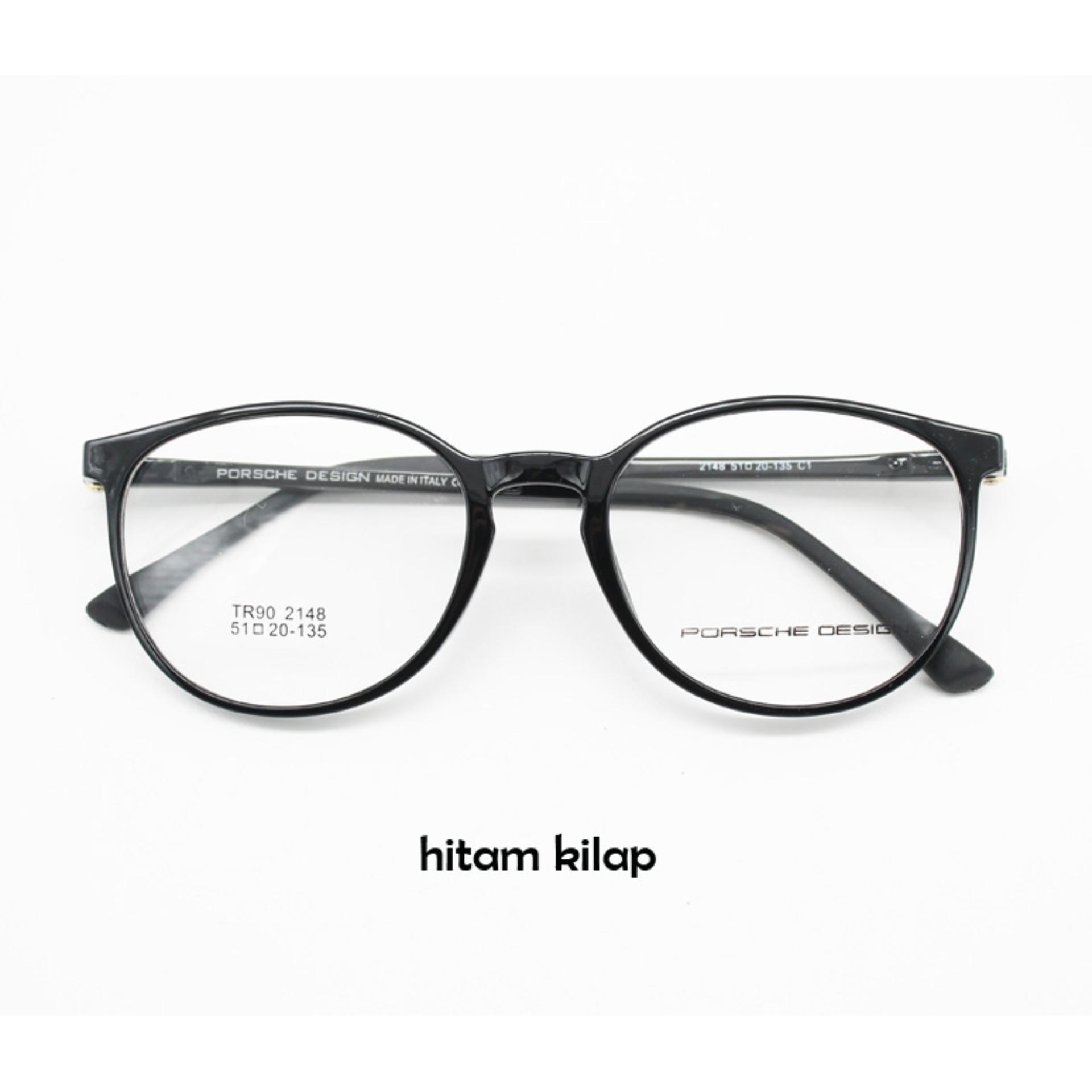 Inilah Harga Kacamata Minus Anti Radiasi Terbaru 2018 Murah Frame Kotak Terlaris Fashion 2148 Bulat Bisa Ganti Lensa Sendiri