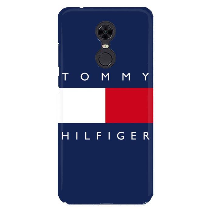Tommy Hilfiger J0152 Xiaomi Redmi 5 Plus Custom Case