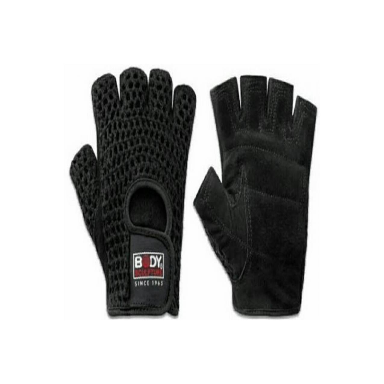 olahraga|fitness|senam|sarung tangan untuk fitness bahan genuine leath