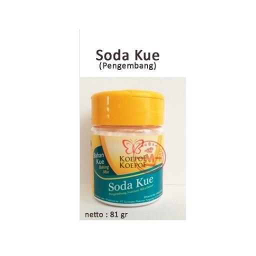 Koepoe-Soda Kue