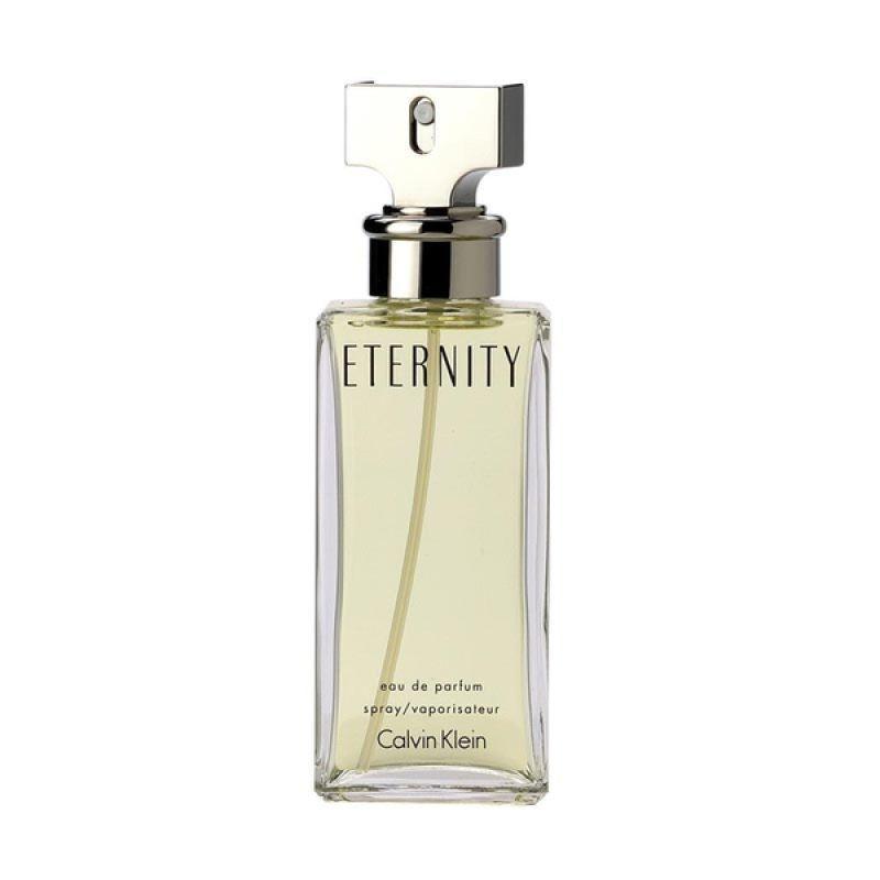 Produk Calvin Klein Eternity Woman 100 ml Ori Tester Non Box