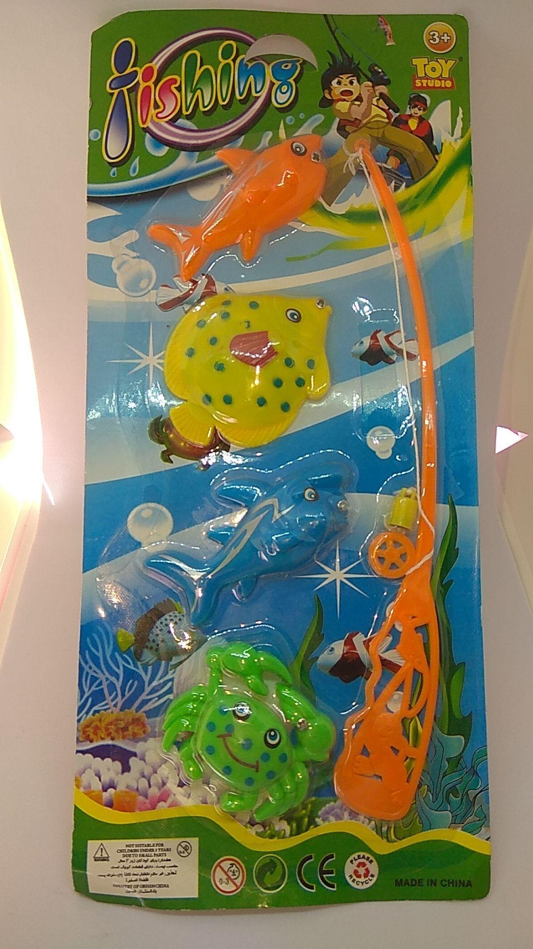 Mainan pancingan k set fishing
