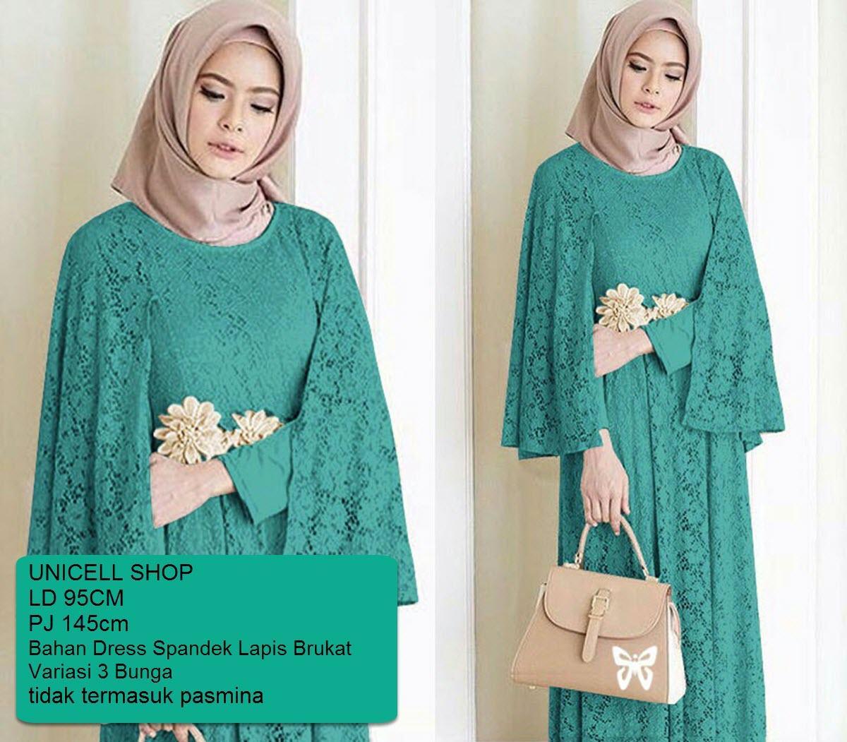 d8f29f933eef969cff1317da0dba8d1f Koleksi List Harga Dress Muslimah Fesyen Terkini Paling Baru bulan ini