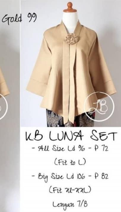 atasan kebaya modern floy   baju wanita   baju batik wanita   kutubaru    kebaya tradisional 47158bcb81