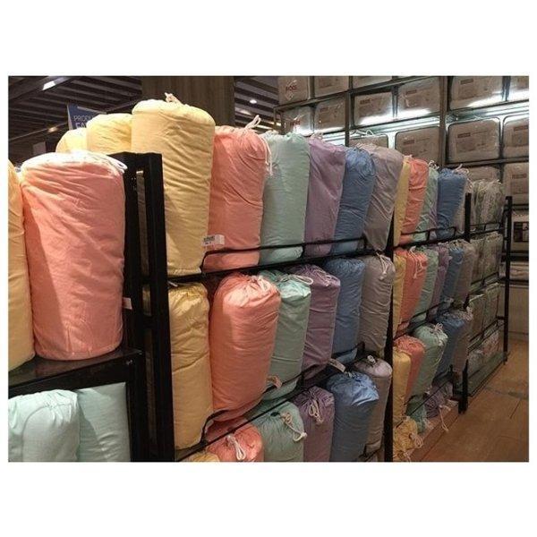 bedcover marshmallow dengan sarungnya selimut INFORMA microfiber