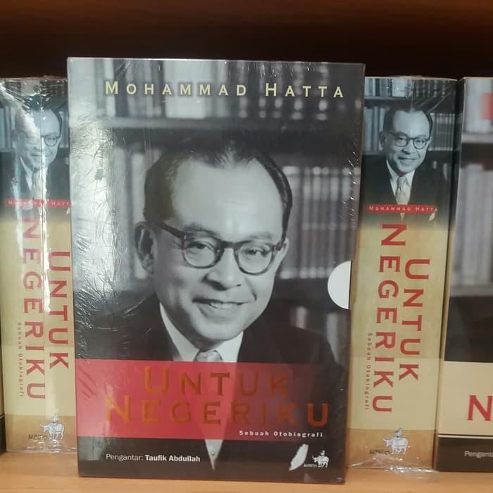 Boxset Buku Untuk Negeriku Sebuah Otobiografi Mohammad Hatta (3 Jilid) - Lf6wxK