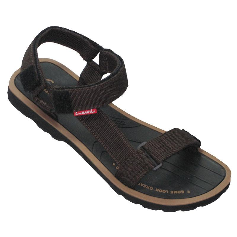 CARVIL SANDAL PRIA FEARLESS GM BLACK BROWN