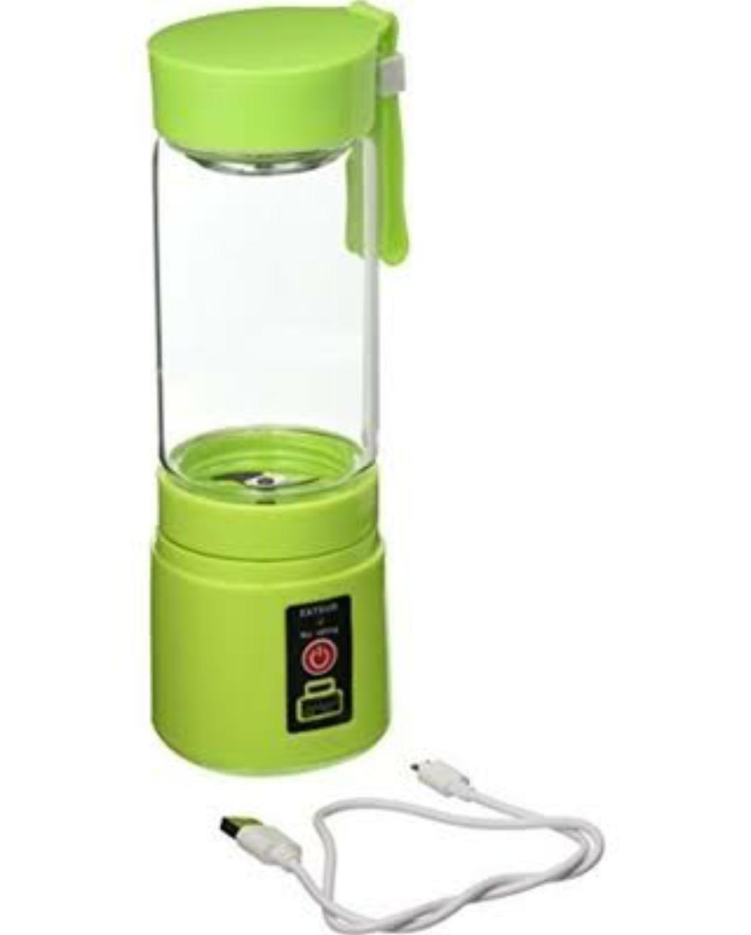 USB Blender / blender mini rechargeable / blender mini portable / shake and take blender - random colour-terbaru