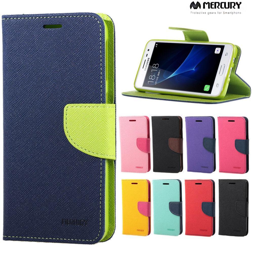 Goospery Mercury Wallet Flip Case Fancy Diary Xiaomi Redmi Note 3 Mi 6 Canvas Black Original Pro