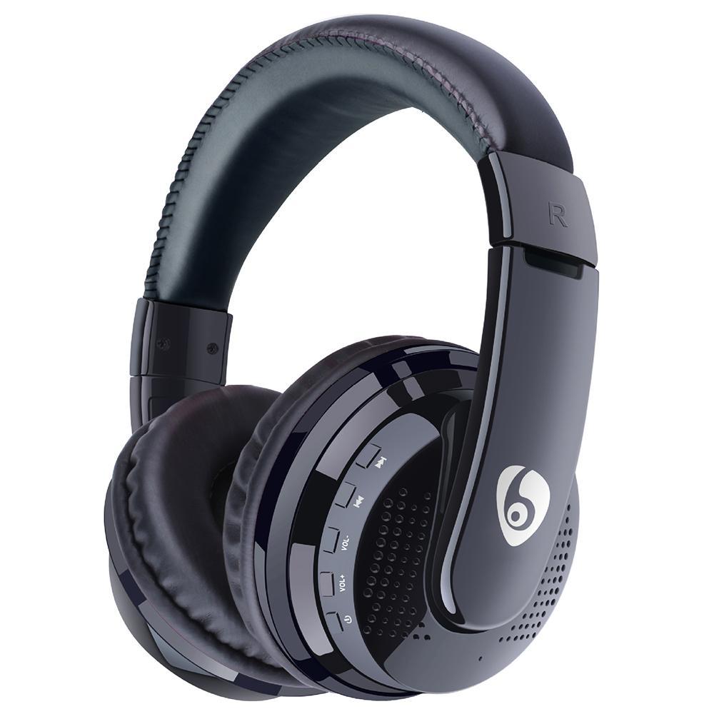 Over Ear Hifi Bass Stereo Headphone Bluetooth Headset Nirkabel Fm Radio Kartu Tf Mp3 Playback Handsfree Dengan Mikrofon By Sorpu 3c Global Store