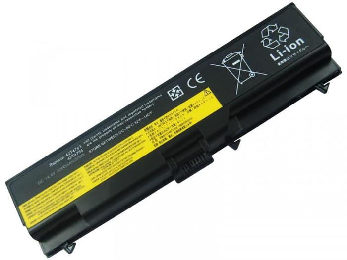 Baterai lenovo thinkpad e420 l410 l412 l510 sl410 t410 t420 OEM