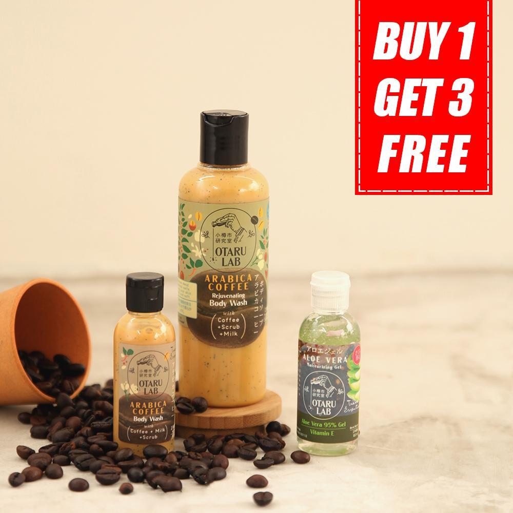 PROMO Arabica Coffee Body Wash 250ml
