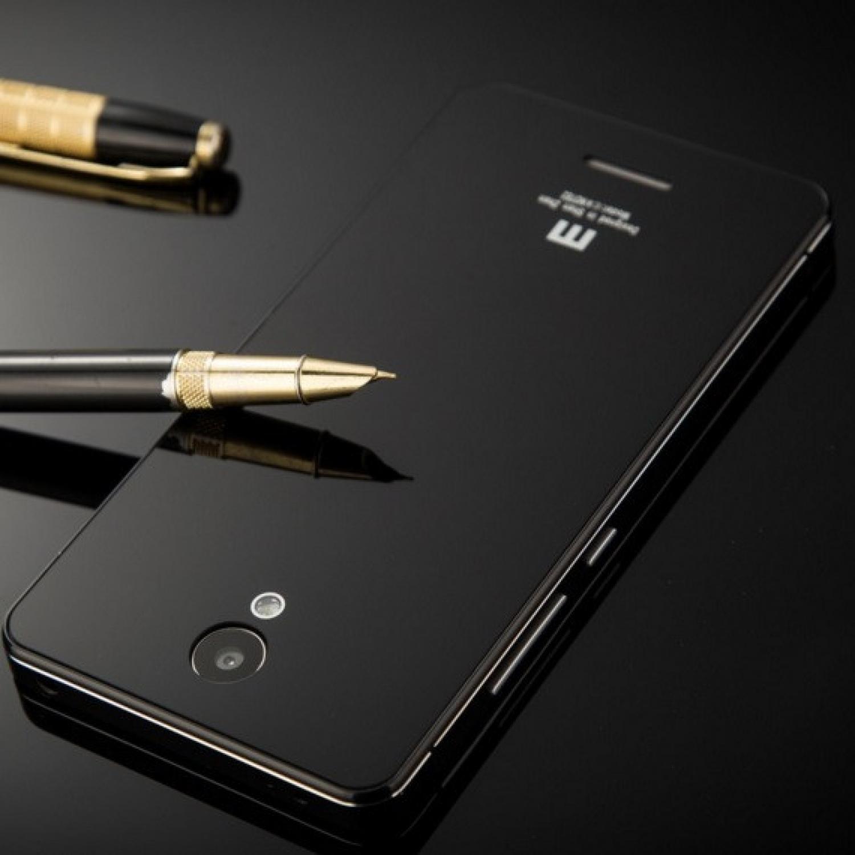 Aluminium Tempered Glass Hard Case for Smartphone Xiaomi Casing HP Murah Terbaru