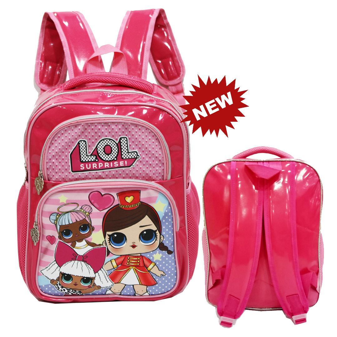 Onlan MY Little Pony - LOL  Tas Ransel Anak Sekolah Ukuran SD Bahan Anti Air ( Varian Pilihan )