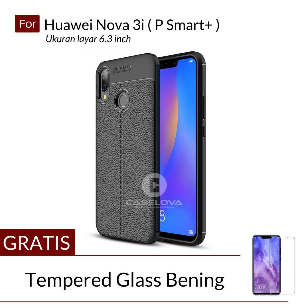 Caselova Ultimate Experience Shockproof Premium Quality Hybrid Case For Huawei Nova 3i ( P Smart+ )