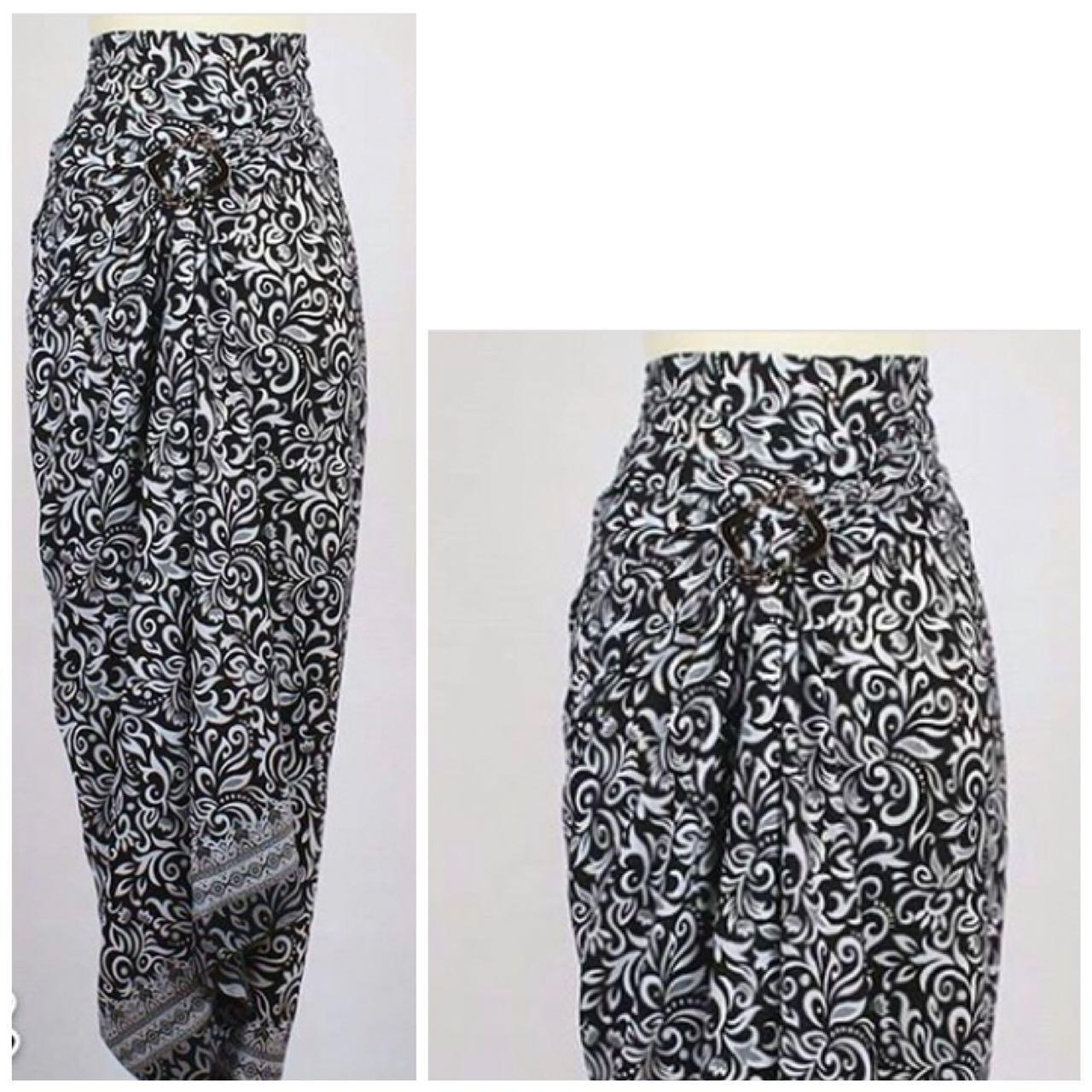 kebaya jakarta grosir _ rok lilit batik+ring allsize fit S sampai XXL