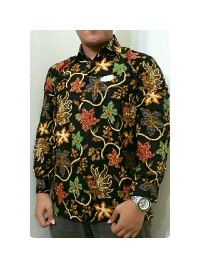 Katalog Harga Baju Batik Lengan Panjang Solo 2018 - Batik Indonesia 393708b4fd