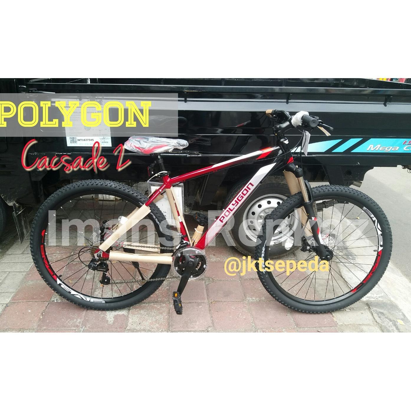 Sepeda MTB Polygon CASCADE 2