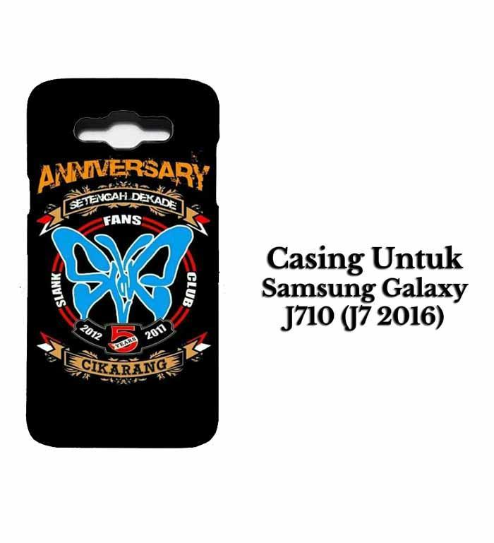 Casing SAMSUNG J7 2016 SLANK CIKARANG Hardcase Custom Case Se7enstores