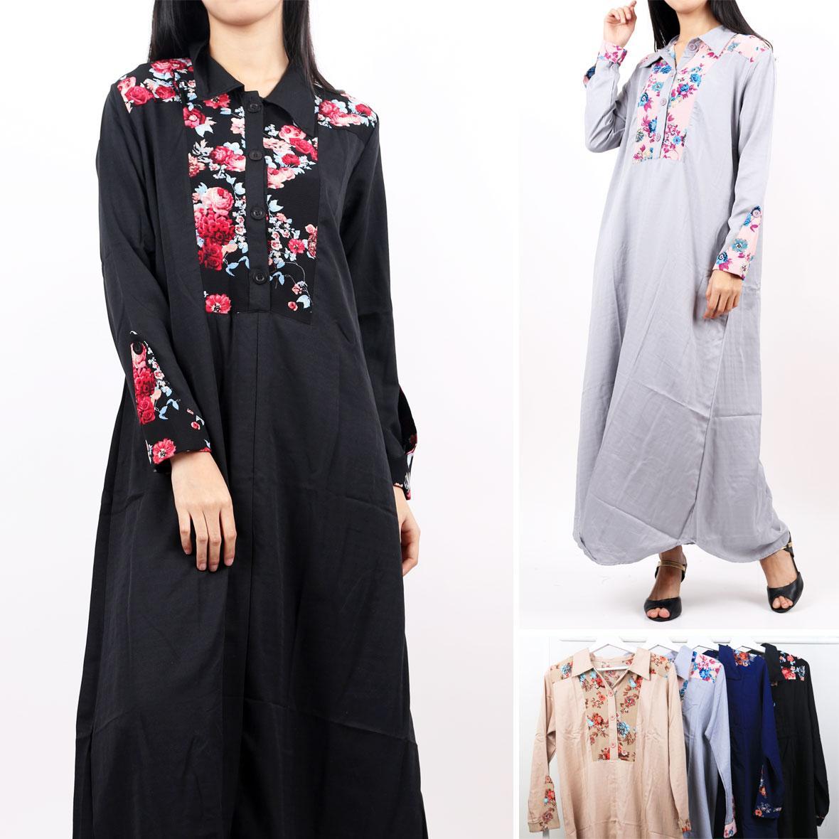 Oma Holley Fashion Naria Dress MaxiIDR70000. Rp 78.000