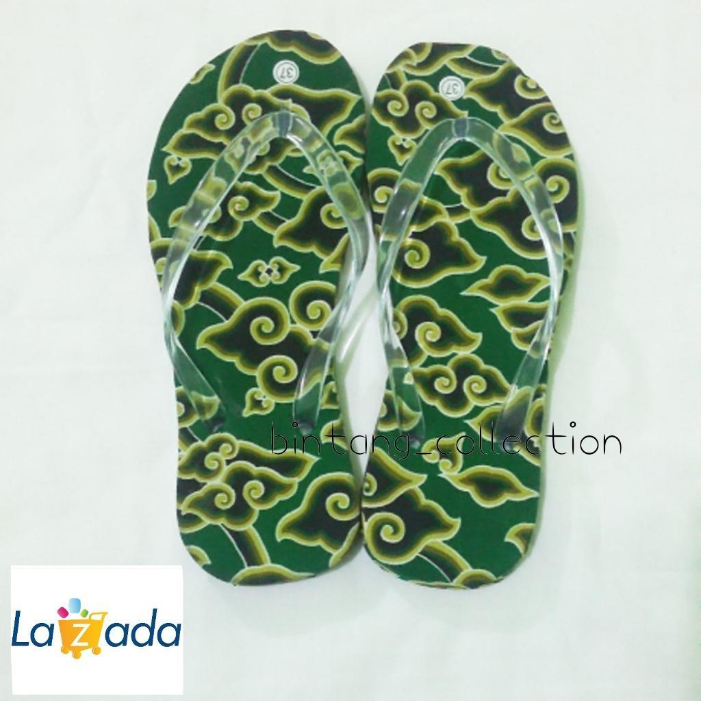Sandal Jepit Batik Mega Mendung Cirebon