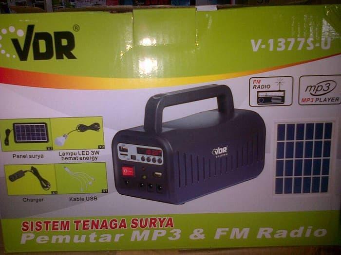 speaker solar cell lampu vdr 1377 - Jual speaker bluetooth speaker aktif speaker 15 inch speaker aktif bluetooth speaker super bass speaker aktif besar speaker 12 inch speaker bluetooth super bass