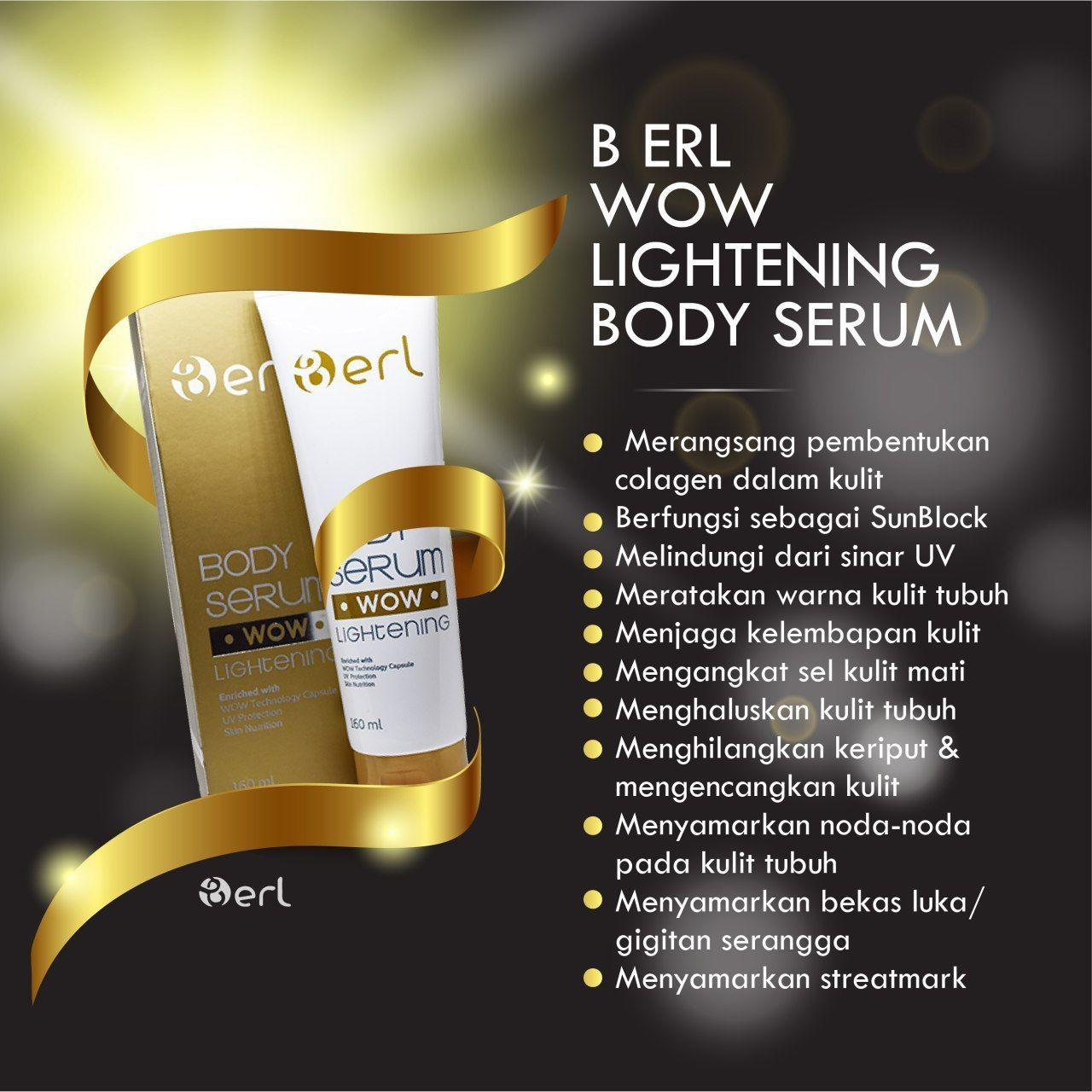 Buy Sell Cheapest Lightening Body Serum Best Quality Product Deals Badan Fair N Pink 160ml Indonesian Store