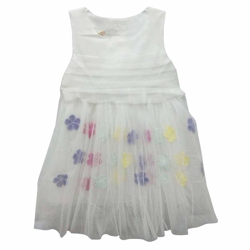 Baju Anak Perempuan Dress Import 1808 (3 tahun)