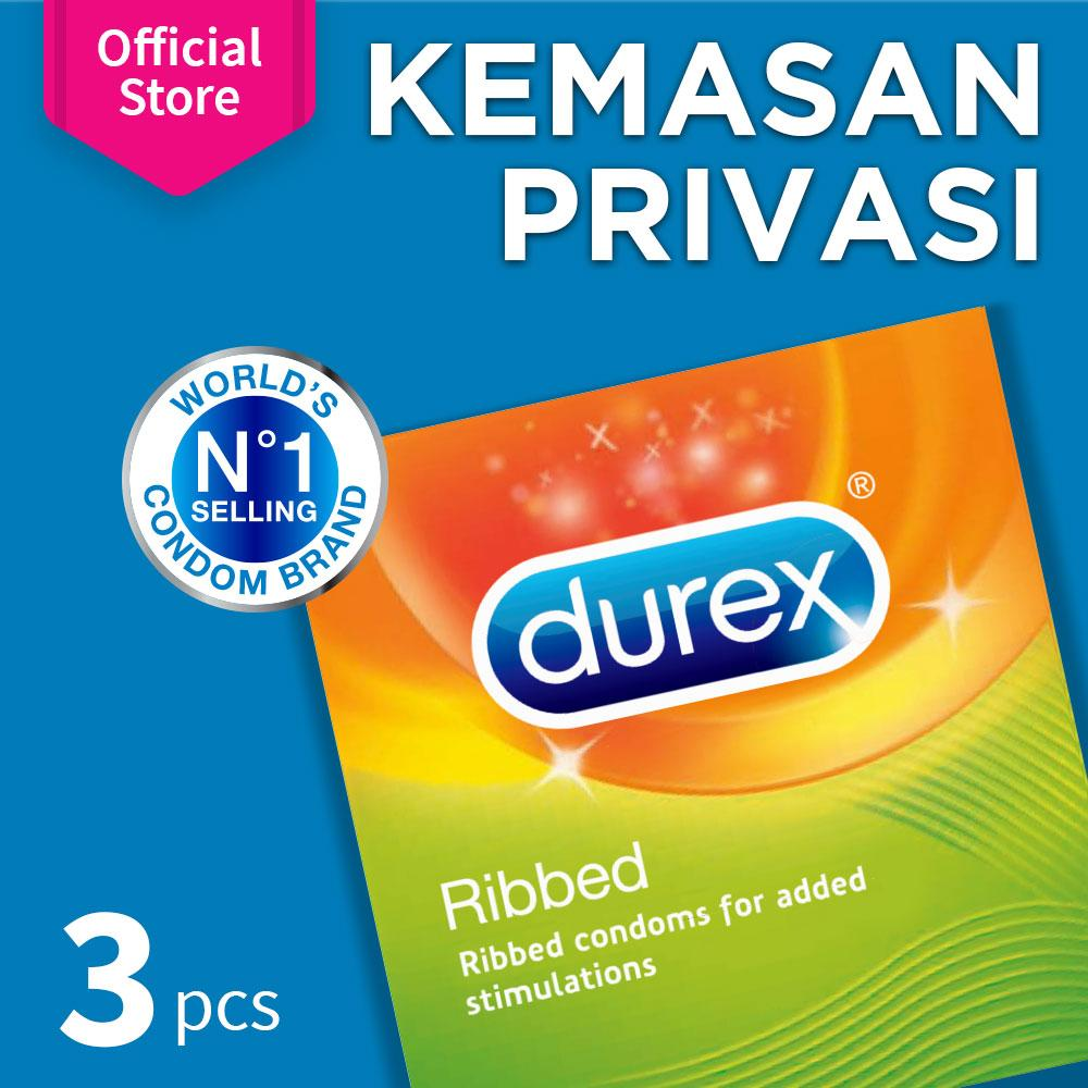 Buy Sell Cheapest Kondom Artika Gerigi Best Quality Product Deals Bergerigi Durex Condom Ribbed Isi 3 Dengan Tekstur
