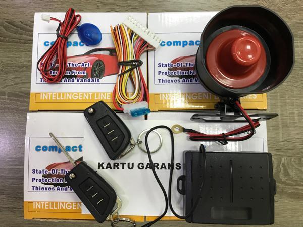 Alarm Mobil TUK TUK Kunci Lipat COMPACT