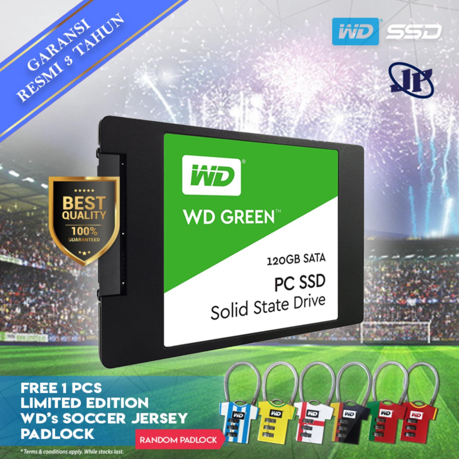 Western Digital WD Green SSD 120GB 2.5