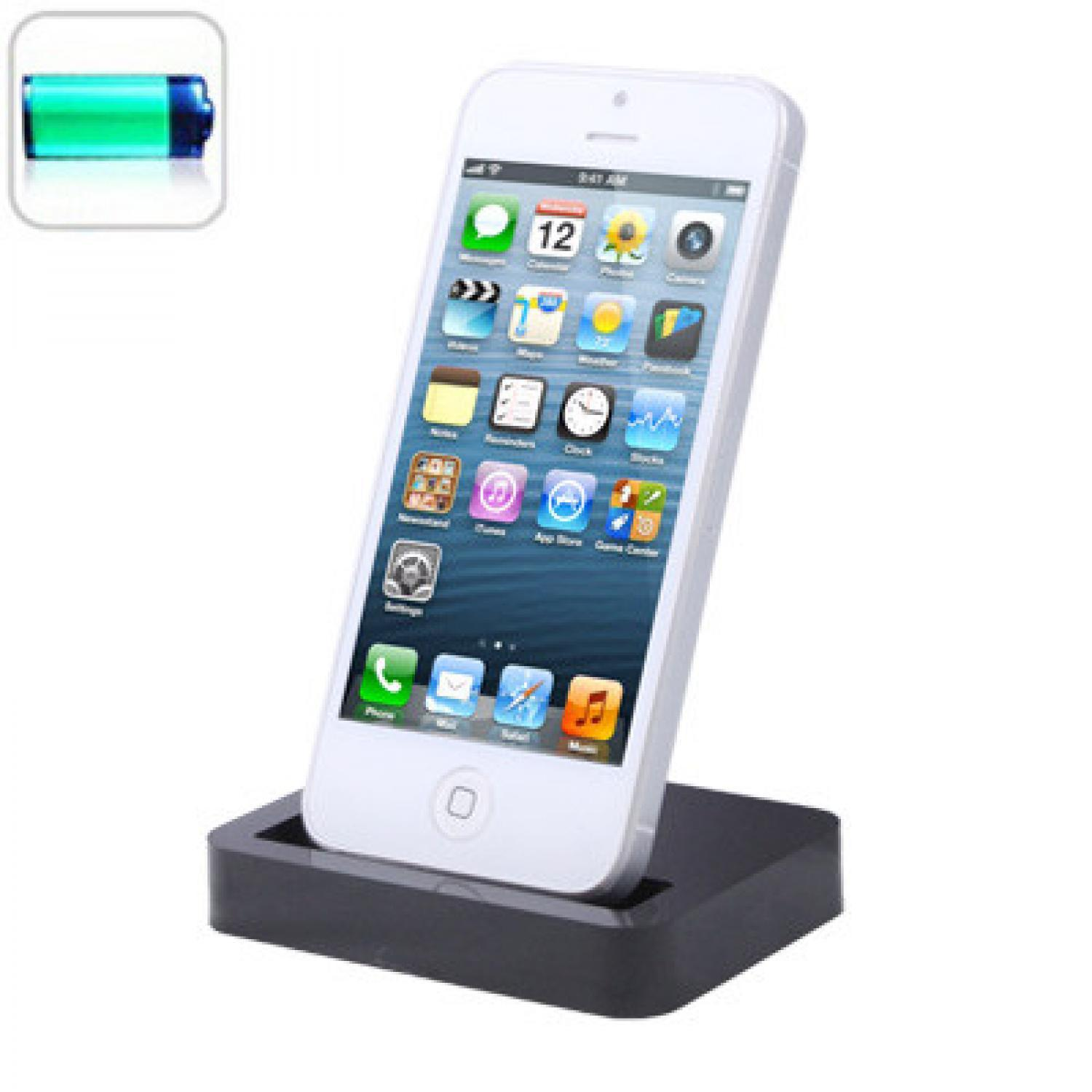 High Quality Base Charging Dock for iPhone 5/5s/SE