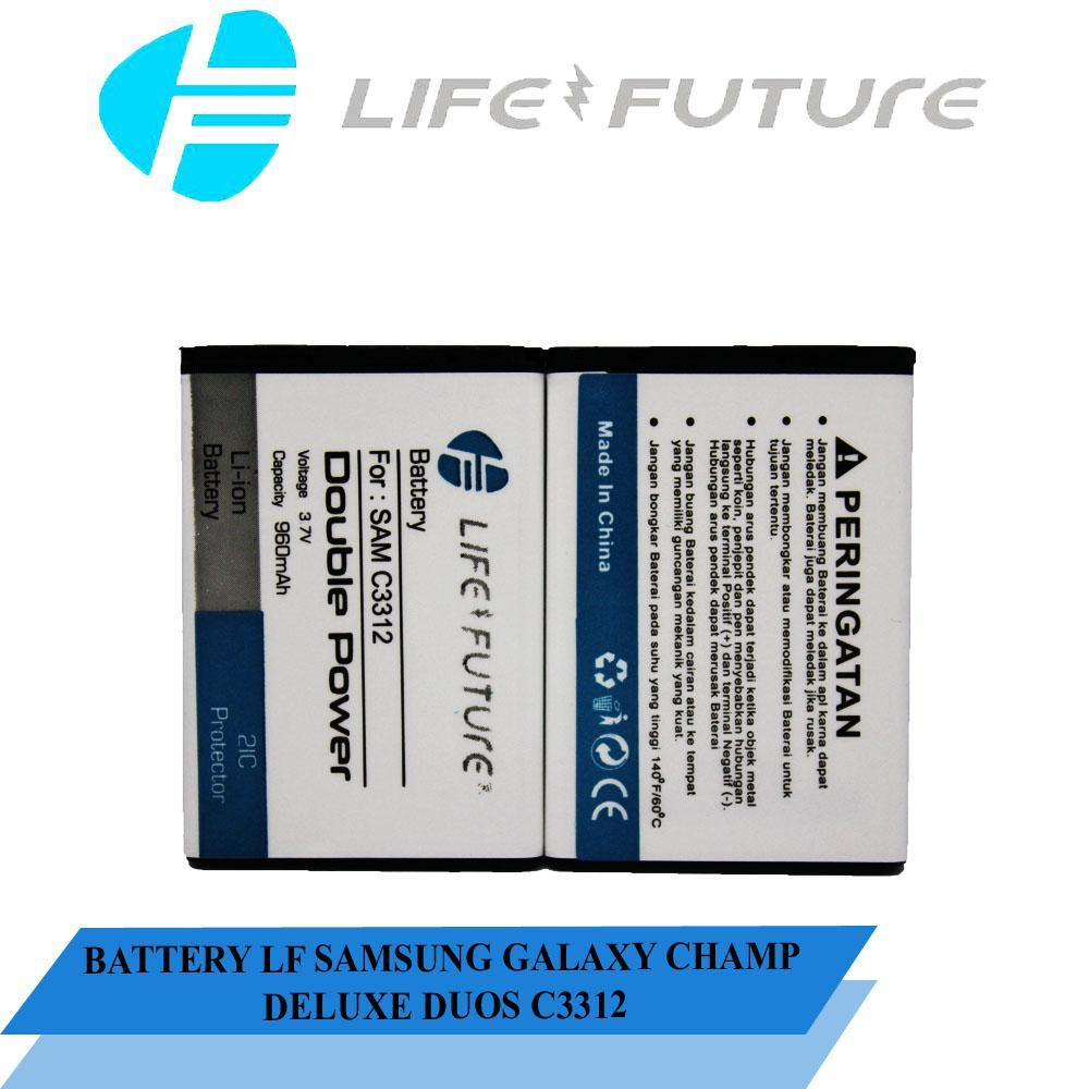 BATTERY LF SAMSUNG GALAXY CHAMP DELUXE DUOS C3312