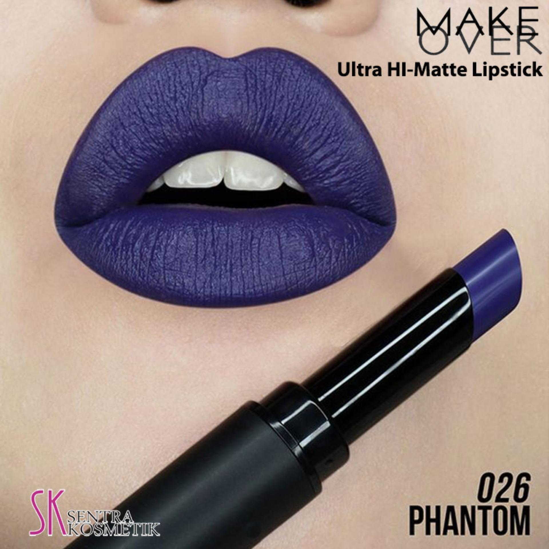 MAKE OVER ULTRA HI-MATTE Lipstick 026 - Phantom