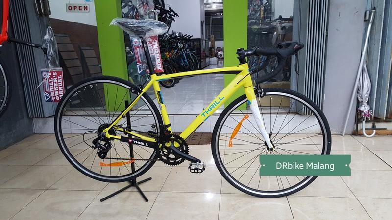 Roadbike Thrill Ardent 4.0 AH 2018 14 speed