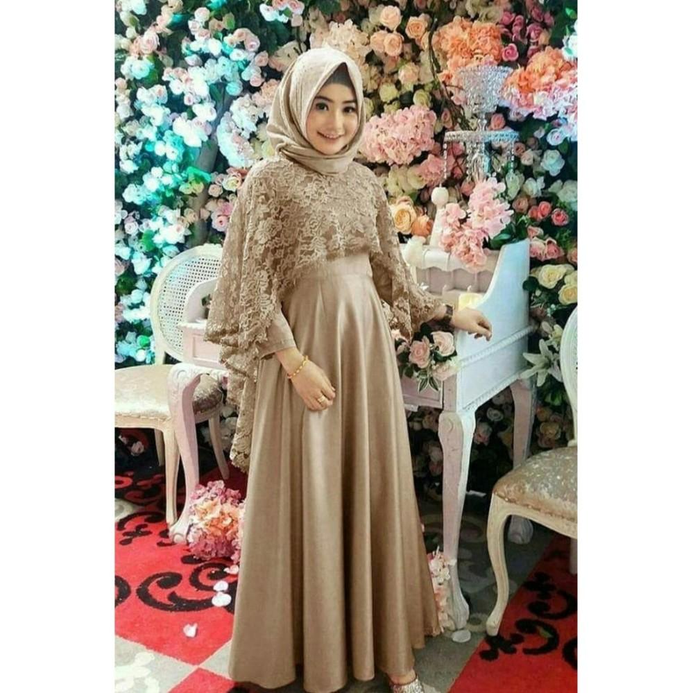 Pakaian Muslimah Wanita - Maxy Tiara