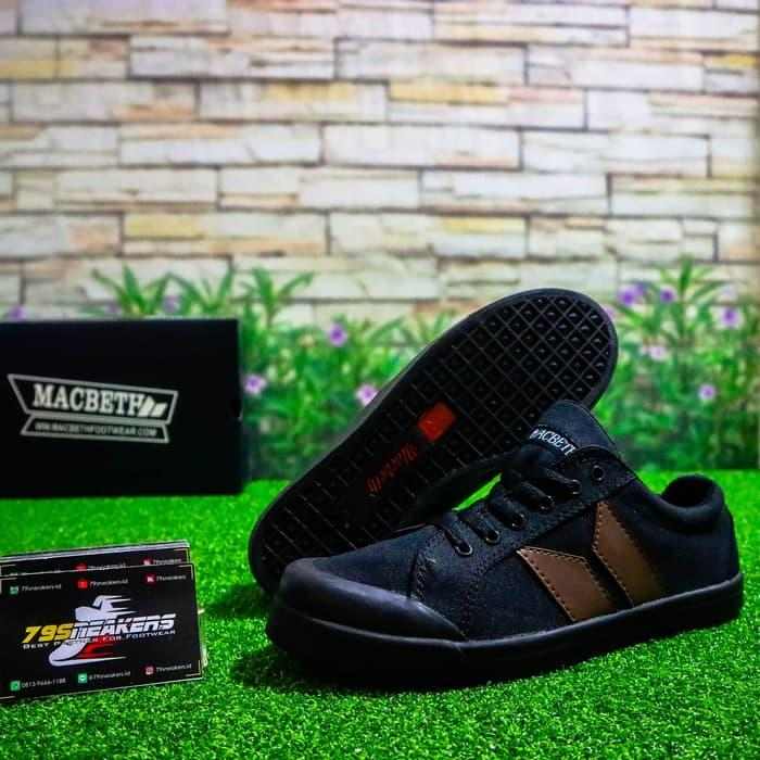 Ready Stock !! Sepatu Macbeth Vegan Man Premium Original - Udh3 - 5 - ready stock