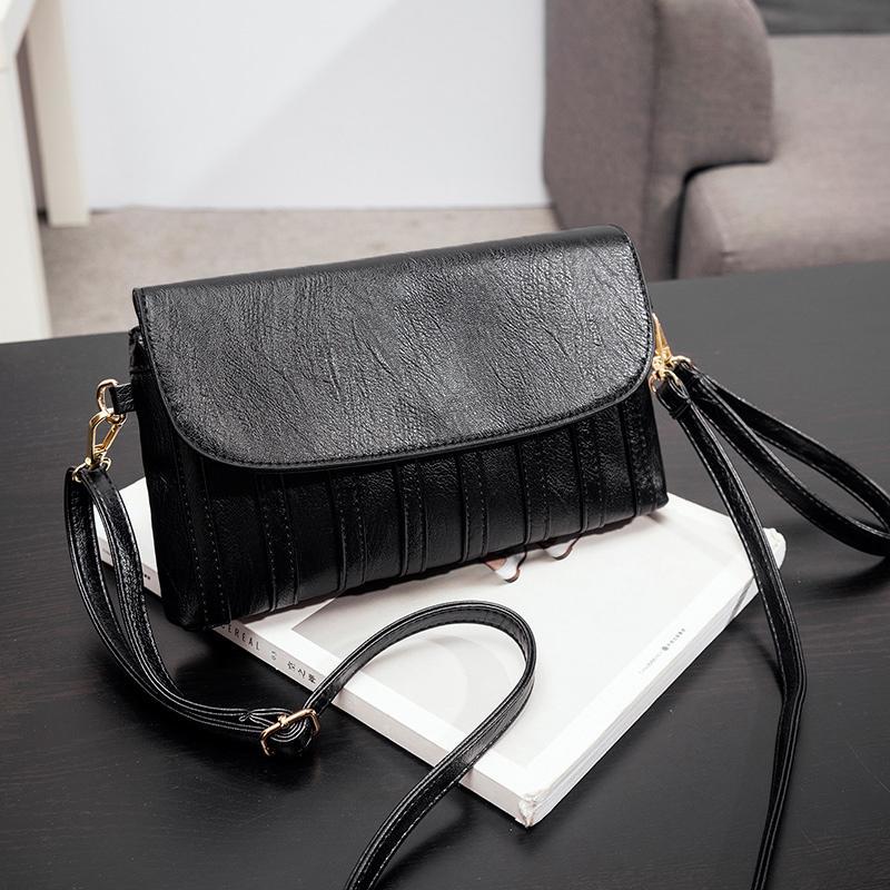Setiap Hari Harga Spesial 2018 awal musim semi model baru tas bahu dengan satu tali tas tangan netral musim panas Selempang Gaya Korea Dompet Uang Receh HP